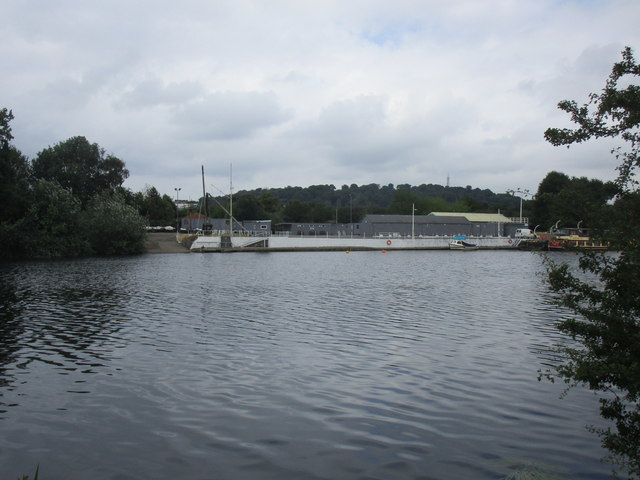River Trent and Sea Cadets base