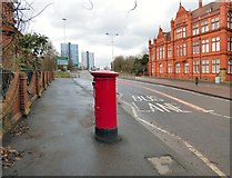 SJ8198 : Salford Crescent by Gerald England
