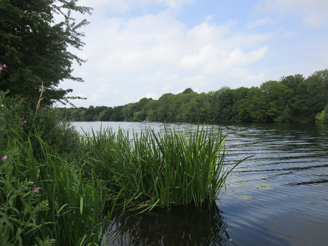 The River Trent near Colwick