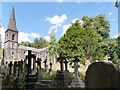 SE3337 : The former St John's church, Roundhay  by Stephen Craven