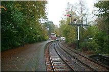 SD3787 : Lakeside Station by David Robinson