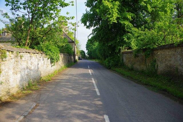 Weald Street, Bampton, Oxon