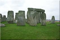 SU1242 : Stonehenge by David Robinson