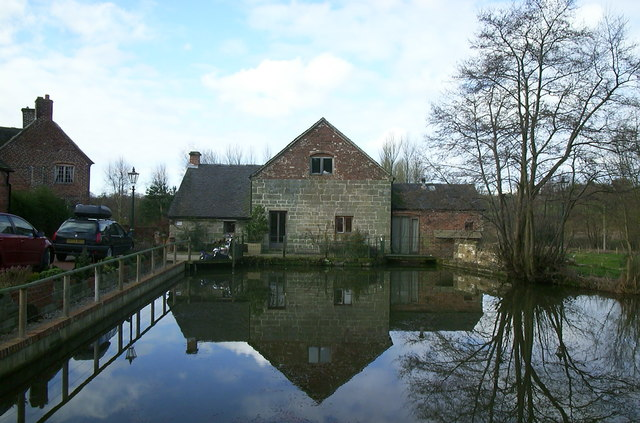 Brailsford Mill