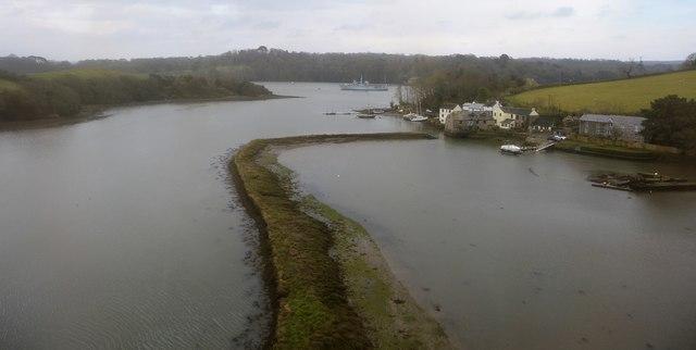 Mill Pond, Antony Passage