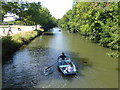 TR1534 : The Royal Military Canal in Hythe by Marathon