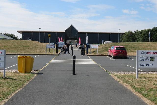 RAF Museum - main building