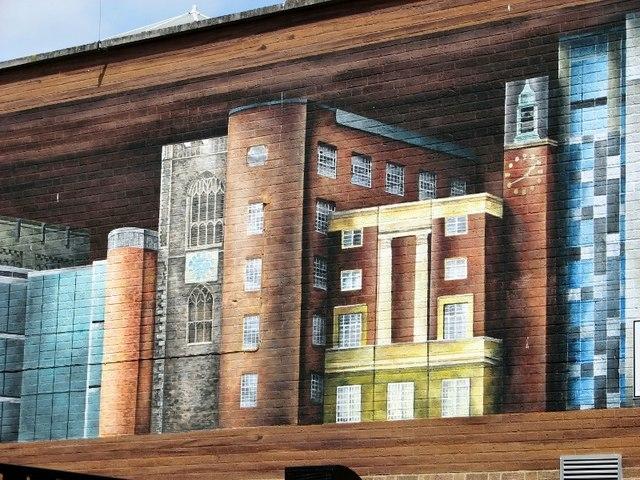 Castle Street - 'The Case for Norwich'