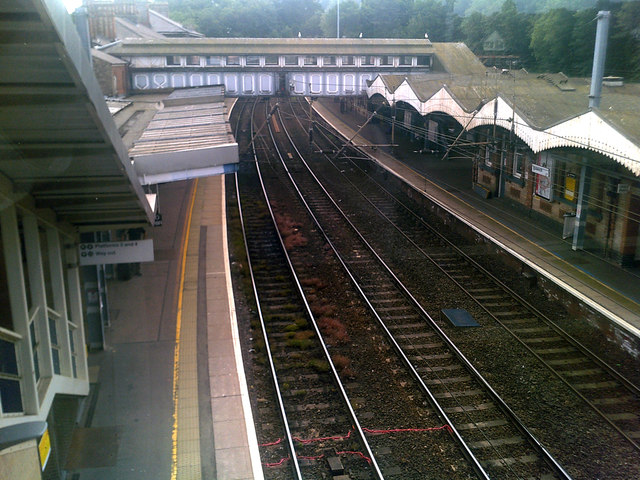 Ipswich Railway Station