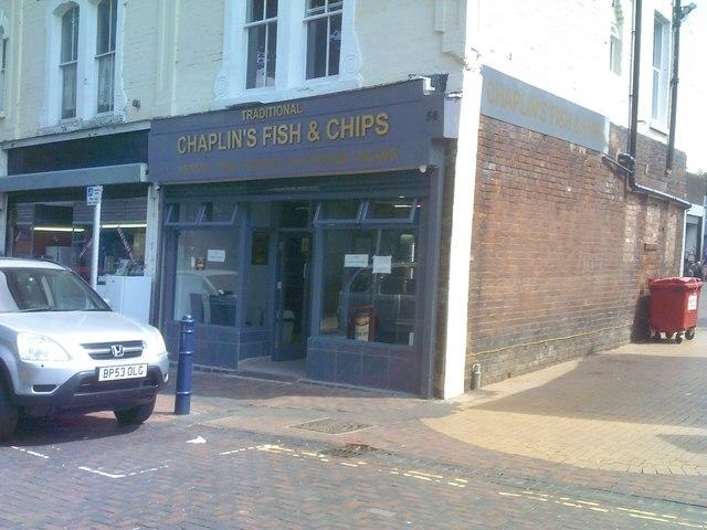 Chaplins Chips