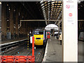 TQ3083 : The 'Highland Chieftain' at King's Cross by John Lucas