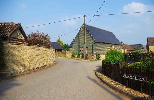 Primrose Lane, Bampton, Oxon