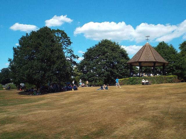 Golders Hill Park, near Golders Green