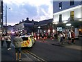 SZ0991 : Bournemouth: Old Christchurch Road after the big match by Chris Downer