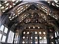 SD4615 : Rufford Old Hall, The Great Hall (roof) by David Dixon