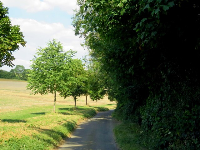 The road to Yanworth by Streetfold