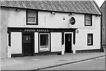 NS4927 : Poosie Nansie's, Mauchline by Billy McCrorie