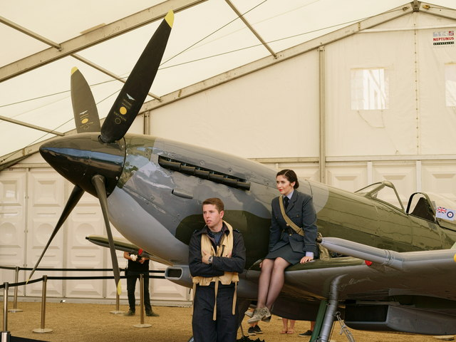 The RAF at 100