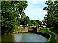SP5565 : Braunston Locks No 5 in Northamptonshire by Roger  Kidd