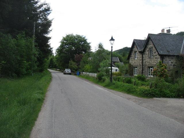 Street scene in Tomich