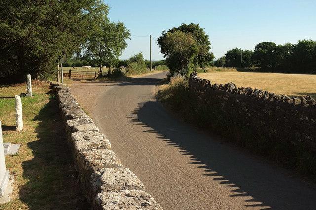 Honeyhurst lane, Rodney Stoke