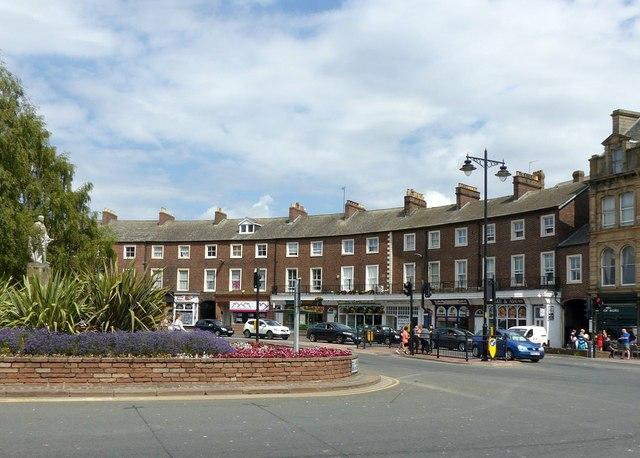The Crescent, Carlisle