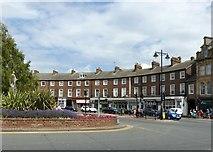 NY4055 : The Crescent, Carlisle by Alan Murray-Rust