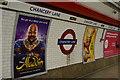 TQ3181 : Chancery Lane Underground Station by N Chadwick
