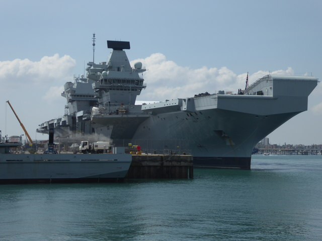 Portsmouth Harbour - North Corner