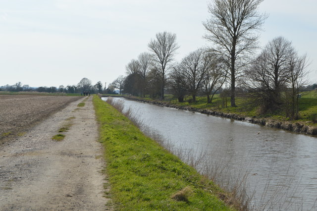 Royal Military Canal and path