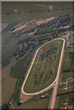 SK7353 : Southwell Racecourse: aerial 2018 by Chris
