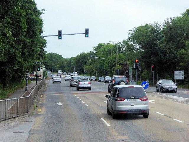 Traffic Lights on Kinsale Road