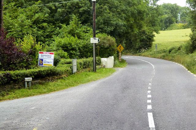 R600 at Bowen's Crossroads