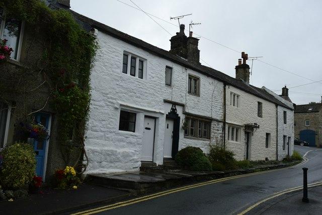 Giggleswick, Church Street