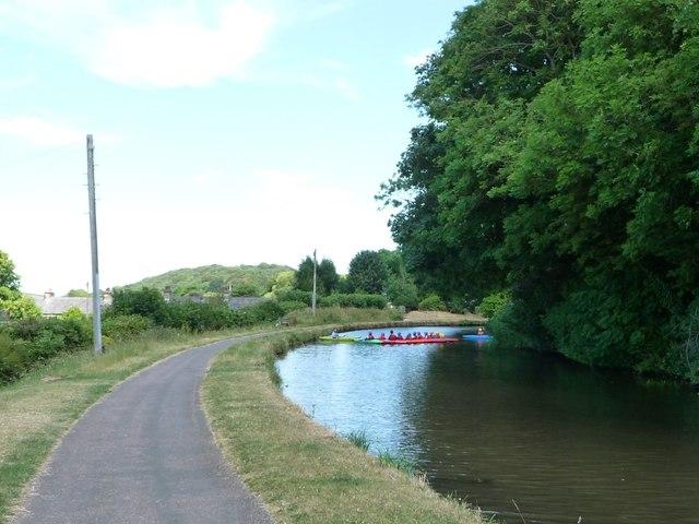 Canoe school, Bolton-le-Sands