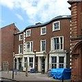 NY3956 : 11 Fisher Street, Carlisle by Alan Murray-Rust