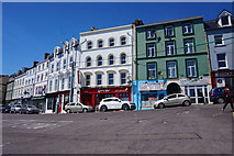 W7966 : East Beach, Cobh by Ian S
