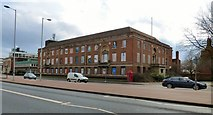 SJ8298 : Former Salford Police Station by Gerald England