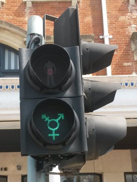 Bournemouth: cross the road with pride (4)