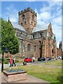 NY3955 : Cathedral Church of the Holy Trinity, Carlisle by Alan Murray-Rust