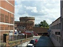 NY4055 : Bush Brow, Carlisle by Alan Murray-Rust
