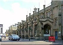 NY4055 : Carlisle Citadel Station by Alan Murray-Rust