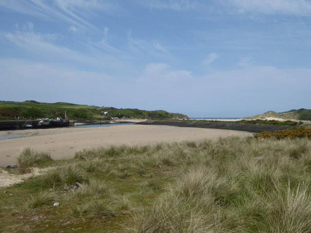 Estuary at Hayle