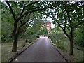 SO9156 : The Green Farm, Crowle by Oliver Dixon