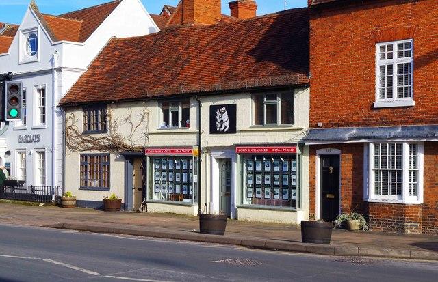145 and 147 High Street, Henley-in-Arden, Warwicks