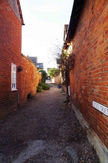 Becks Croft, Henley-in-Arden, Warwicks
