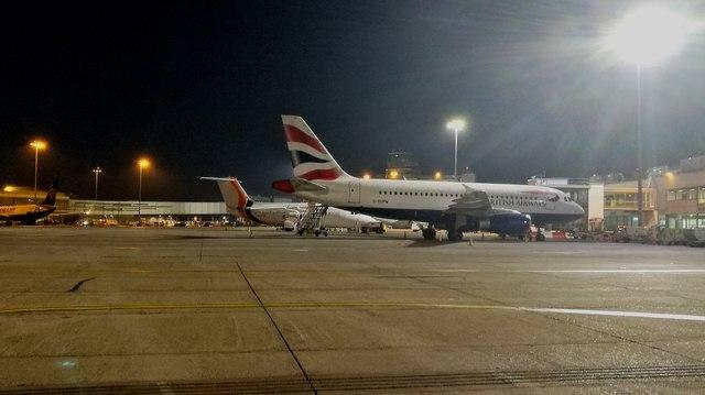 Planes, Dublin Airport