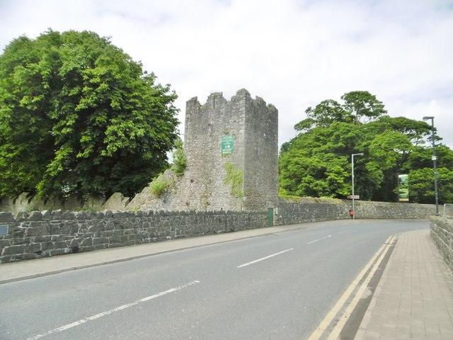 Glenarm, tower