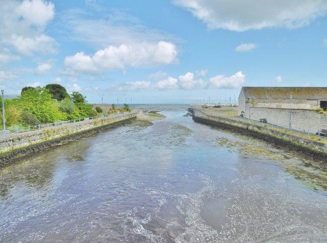 Glenarm, Glenarm River