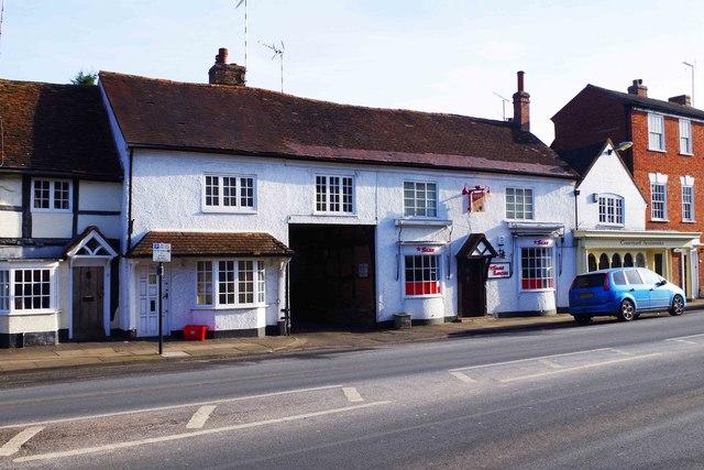 167 and 169 High Street, Henley-in-Arden, Warwicks